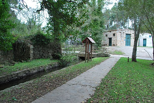 Río Sisalde ETAP Barrañán