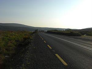 R251 road (Ireland) - Image: R251 road Ireland