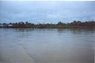 Putumayo River - Putumayo at Puerto Asis, Colombia