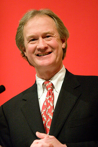 Lincoln Chafee - Lincoln Chafee delivers a lecture during his time at Brown University in 2007