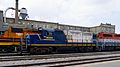 RLK 4001 Locomotive at Train Station in Kitchener Ontario.jpg