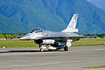 ROCAF F-16A 6705 Taxiing at Hualien Air Force Base 20170923b.jpg