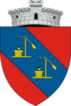 Coat of arms of Fântânele