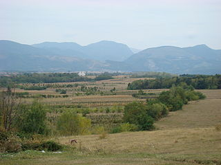 Vâlcan Mountains