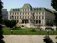 RO IS Iasi , Grand Hotel Traian