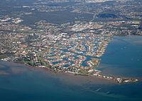 Raby Bay in Brisbane