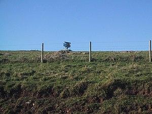 HMS Cambridge (1956) - Radar Station on the site of HMS Cambridge