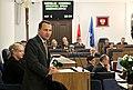 Radosław Sikorski 13 posiedzenie Senatu VIII kadencji.JPG