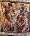 Raffaello Sanzio - The Judgment of Solomon (ceiling panel) - WGA18730.jpg