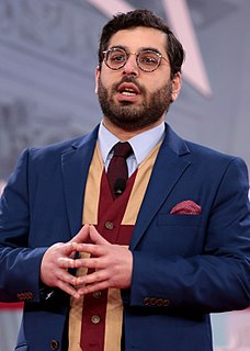 Raheem Kassam British political activist