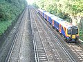 Railway cutting at Weybridge - geograph.org.uk - 64238.jpg