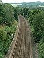 Railway line, Calder Grove near Wakefield - geograph.org.uk - 194693.jpg