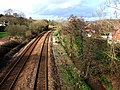 Railway line at Kingskerswell - geograph.org.uk - 350070.jpg