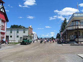 Heritage Park Historical Village - Prairie Town at Heritage Park