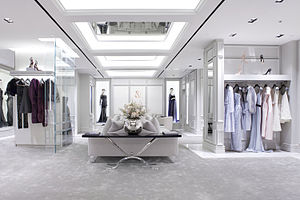 Ralph & Russo - Image: Ralph & Russo Harrods Boutique
