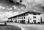Randolph Field - 1938 - Flying Cadet Barracks.jpg
