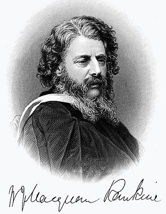 William John Macquorn Rankine - William John Macquorn Rankine