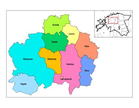 Municipalities Of Estonia Wikipedia
