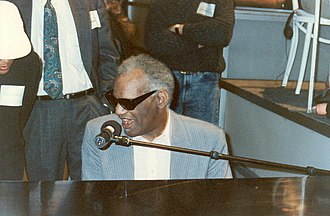 1950s in music - Ray Charles