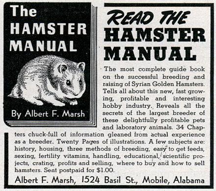 Hamster инструкция