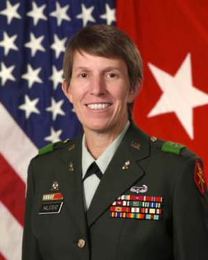 Rebecca S. Halstead - Halstead as commander of the Army Ordnance Center