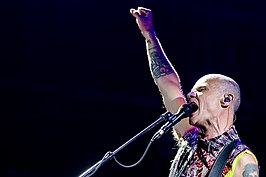 Red Hot Chili Peppers – Rock am Ring 2016