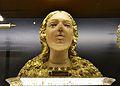 Relíquia del vel de la mare de Déu, reliquiari de la catedral de València.JPG
