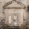 Relevo na rúa da Moeda Vella. 1740. Santiago de Compostela. Galiza.jpg