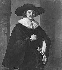 Rembrandt (Harmensz. van Rijn) (Umkreis) - Bildnis eines jungen Mannes - 574 - Bavarian State Painting Collections.jpg