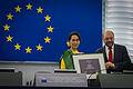 Remise du Prix Sakharov à Aung San Suu Kyi Strasbourg 22 octobre 2013-11.jpg