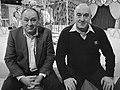 René van Vooren en Piet Bambergen (1983).jpg