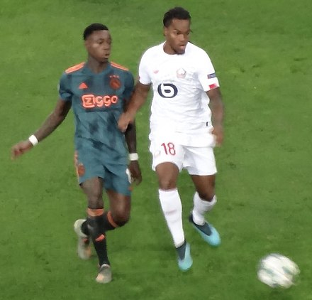 Renato Sanches contre l'Ajax