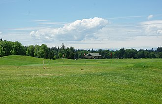 The Reserve Vineyards and Golf Club - Practice range