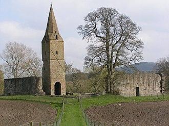 Restenneth Priory - Ruins of Restenneth Priory