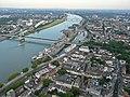 Rheinauhafen Koeln Kranhaeuser.jpg