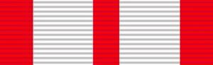Decoration for Merit in Gold - Sandile Decoration (SD)