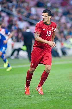 Ricardo Costa - Croatia vs. Portugal, 10th June 2013.jpg