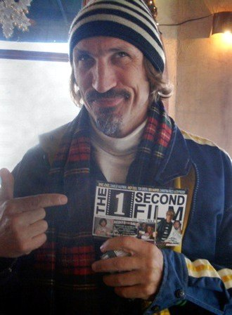 Richard Edson - Edson holding a producer credit for The 1 Second Film in May 2006