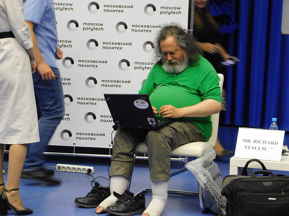 Richard Stallman in Moscow, 2019 029.jpg