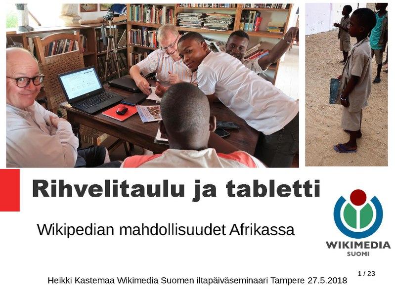 File:Rihvelitaulu ja tabletti Wikipedian mahdollisuudet Afrikassa.pdf