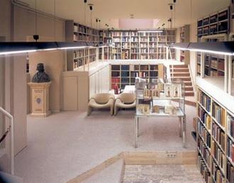 Bibliotheca Philosophica Hermetica - Former building of the Ritman Library
