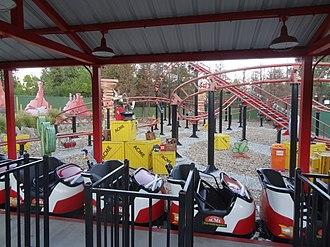 Road Runner Express (Six Flags Magic Mountain) - Road Runner Express