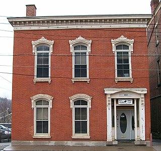 Robert C. Woods House