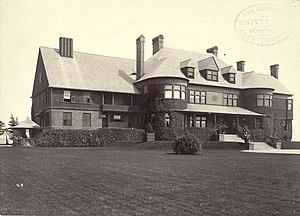 Robert Goelet - Goelet's Newport residence, ca. 1883-ca.1895.