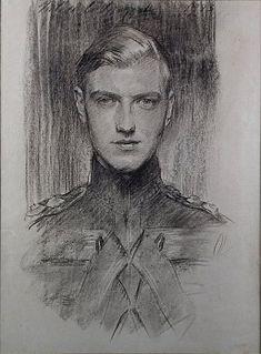 Robert Gould Shaw III American-born English socialite