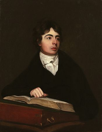 English: The English Poet Robert Southey