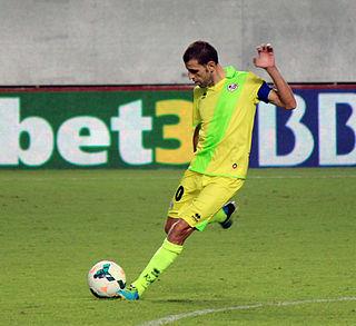 Roberto Trashorras Spanish footballer