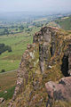 Rock climbing on The Roaches - geograph.org.uk - 906542.jpg