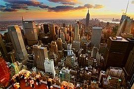 ville-de-new-york - Photo