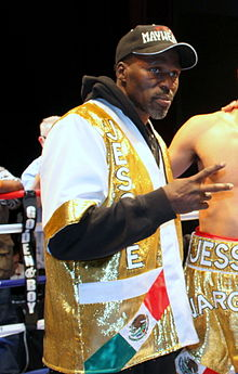 Roger Mayweather - The Black Mamba